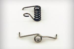 torsion springs sprial wound helical torsion spring