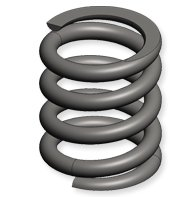 right handed spring helix